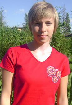 Naiste Punane T-särk