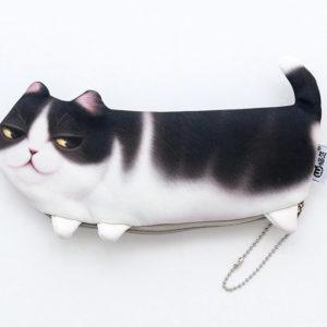 Riidest Kassipinal – Must Kass Mustade Silmadega
