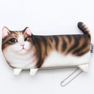 Riidest Kassipinal – Pruun Kass Pruunide Silmadega