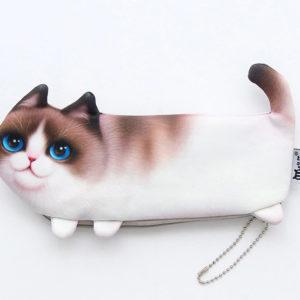 Riidest Kassipinal – Pruun Kass Siniste Silmadega