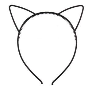 Kassikõrvadega Peavõru – Must