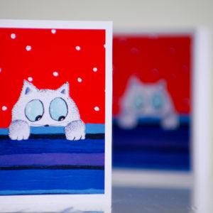 Postkaart – Piiluv Kass