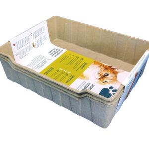 Ecopetbox kassiliivakast 3tk